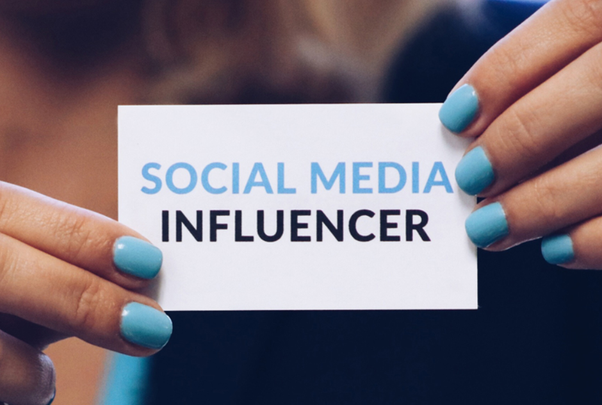 Be a Social Media Influencer
