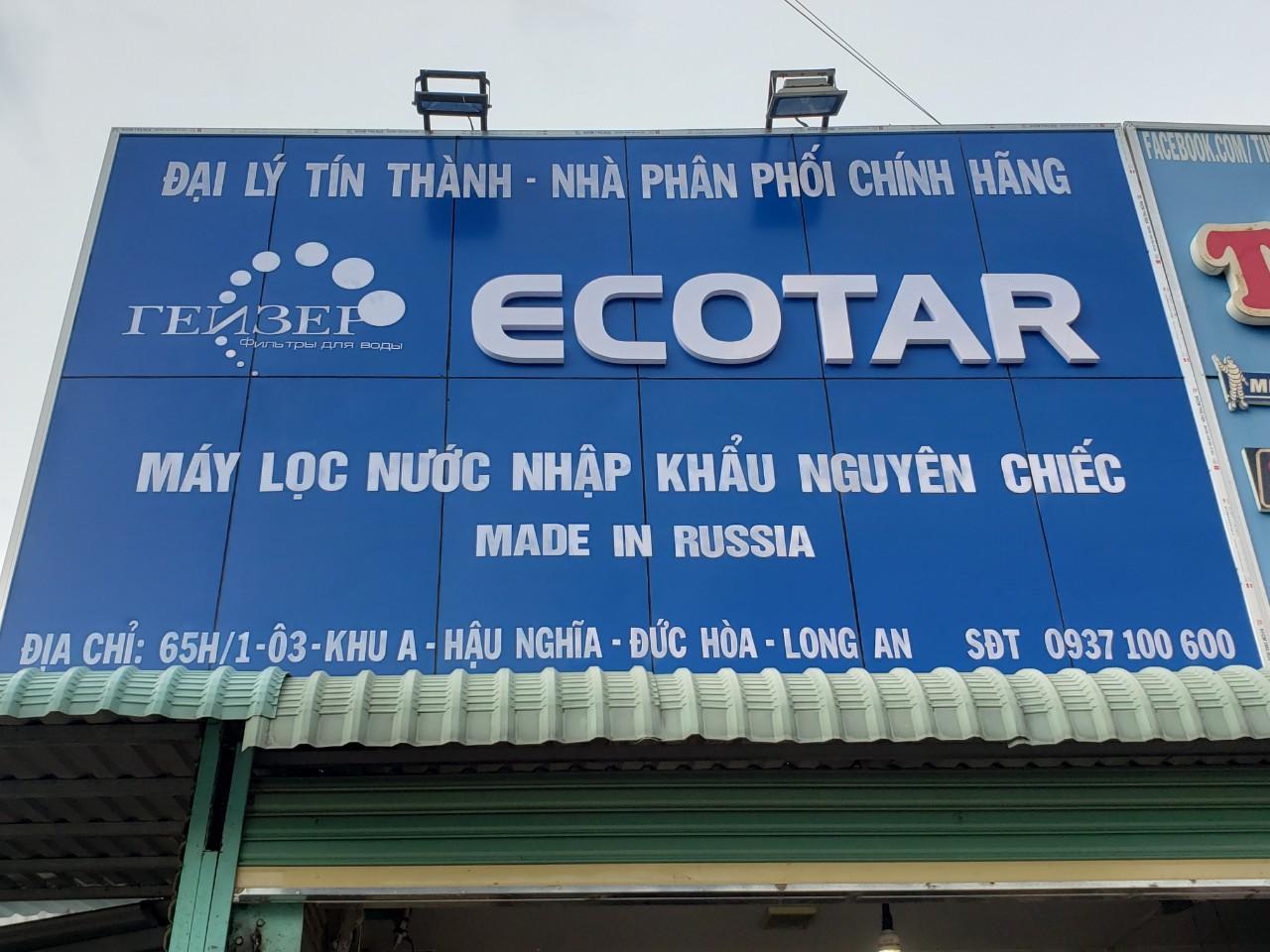 Đại lý Tín Thành Long An bán máy lọc nước chính hãng - Ảnh 1
