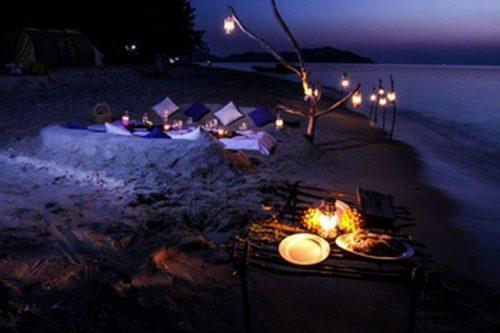 Một số lưu ý khi cắm trại tại Cô Tô