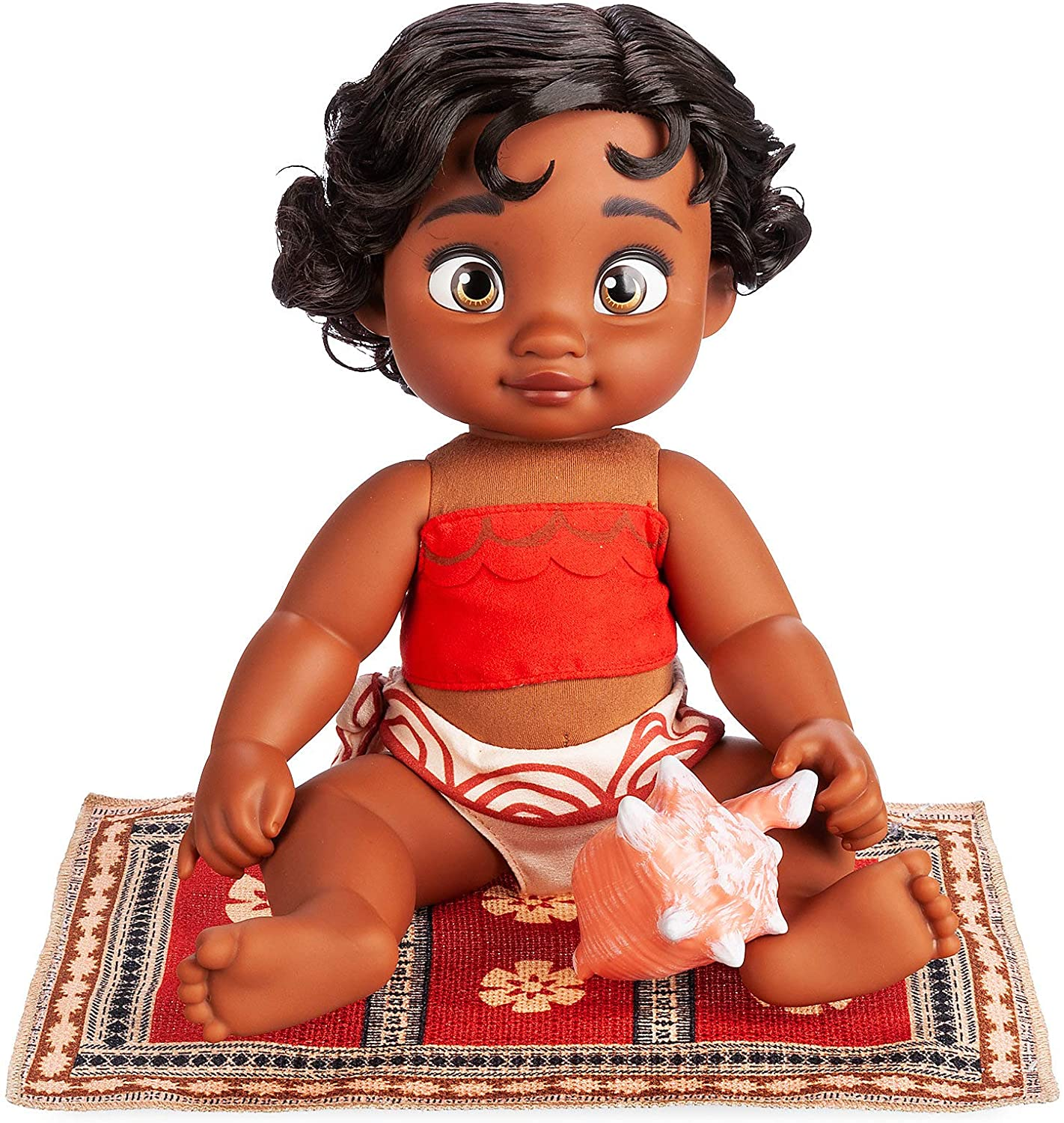 Bath time baby doll - Yound Moana