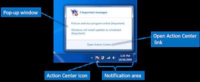 Notification Area Taskbar