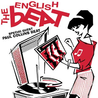 Image result for Paul Collins Beat and the English Beat