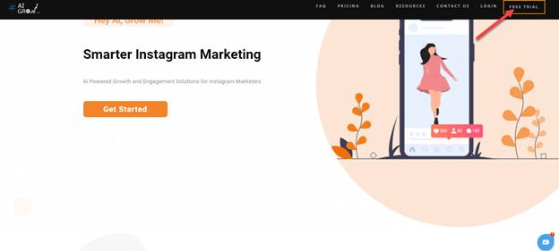 aigrow homepage
