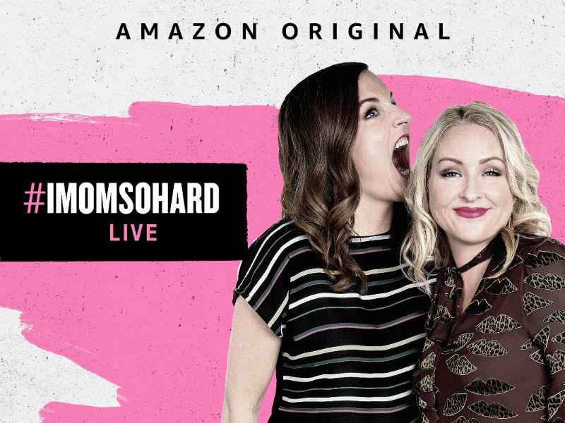 #IMOMSOHARD LIVE Prime Video