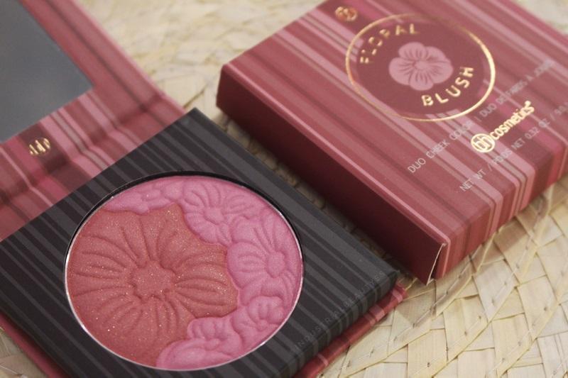 floral blush bh cosmetics