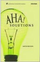 Aha! Solutions-Martin Erickson