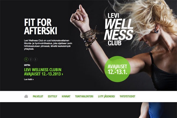 Levi Wellness Club