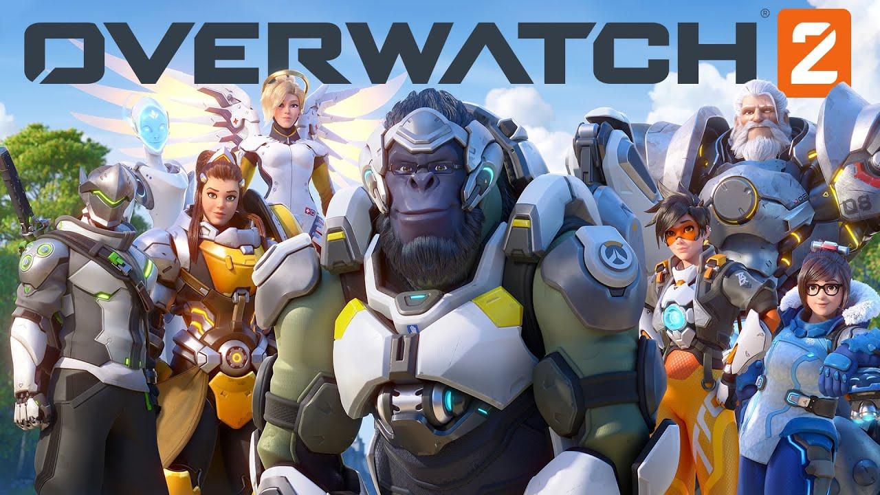 Overwatch 2 bohaterowie po misji