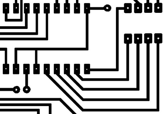 Circuito Eletronica : Placas de circuito impresso multicamadas embarcados