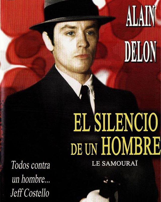 El silencio de un hombre. El samurái (1967, Jean-Pierre Melville)