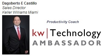 Dagoberto Castillo, Sales Director