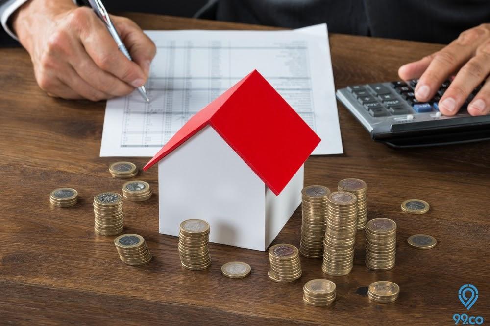 biaya tinggal di perumahan