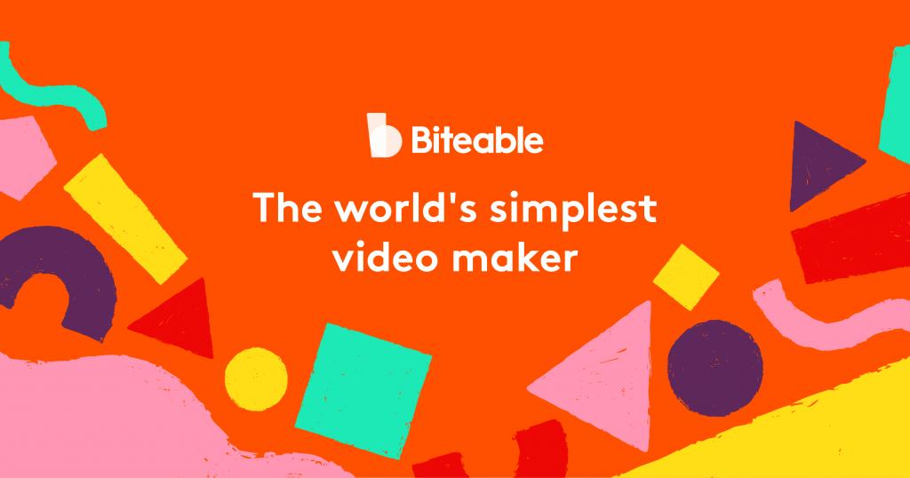 Biteable hỗ trợ người sử dụng sáng tạo intro nhanh chóng chỉ với vài bước đơn giản.
