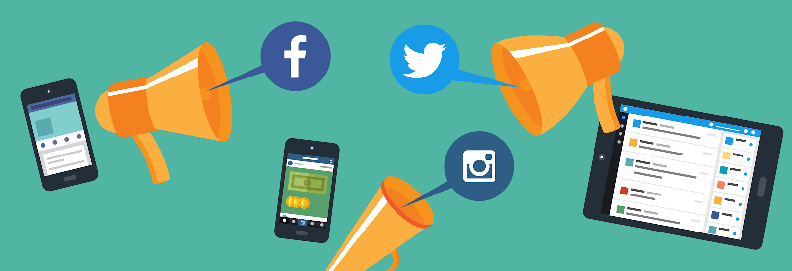 Paid advertising through social media ads   Paid Advertising Top 5 Best Strategies   getdigitaloffice.com
