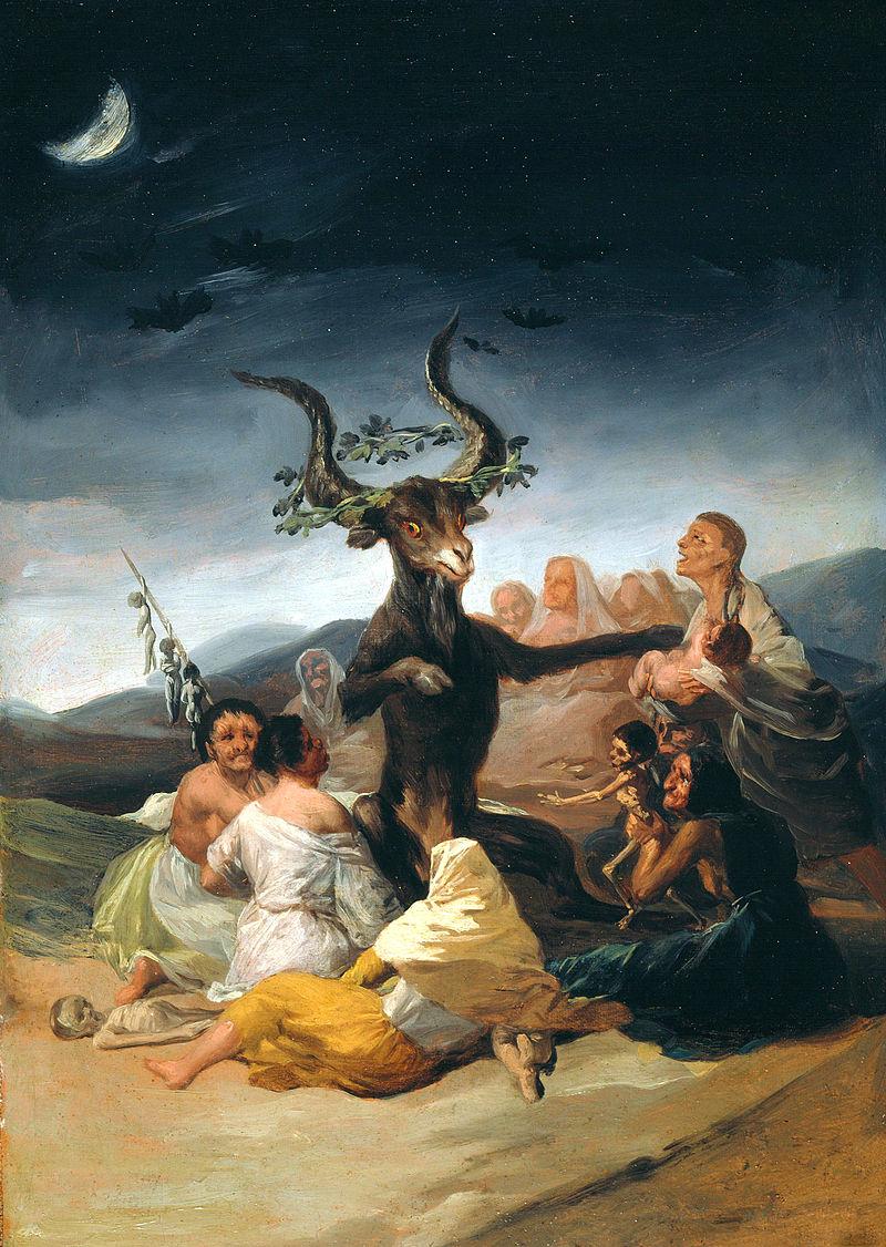 El_aquelarre Witches Sabbathjpg