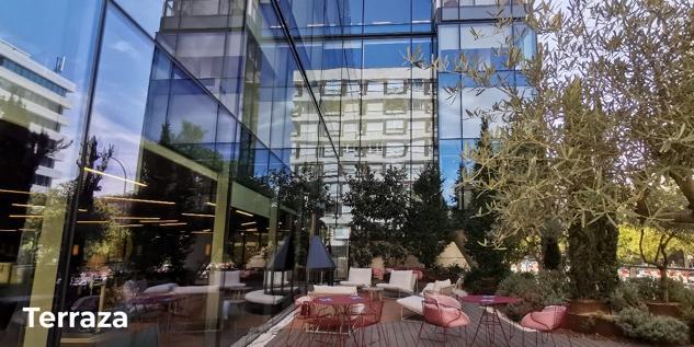 Vista de un edificio  Descripción generada automáticamente