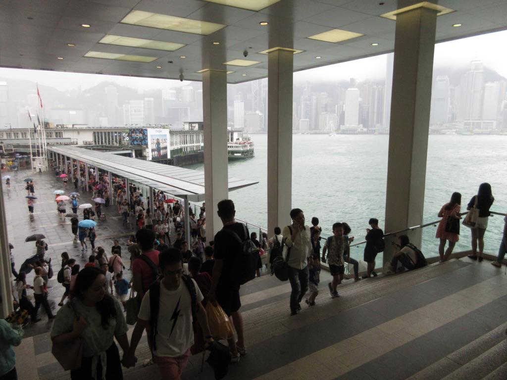 Harbour City Mall Hong Kong