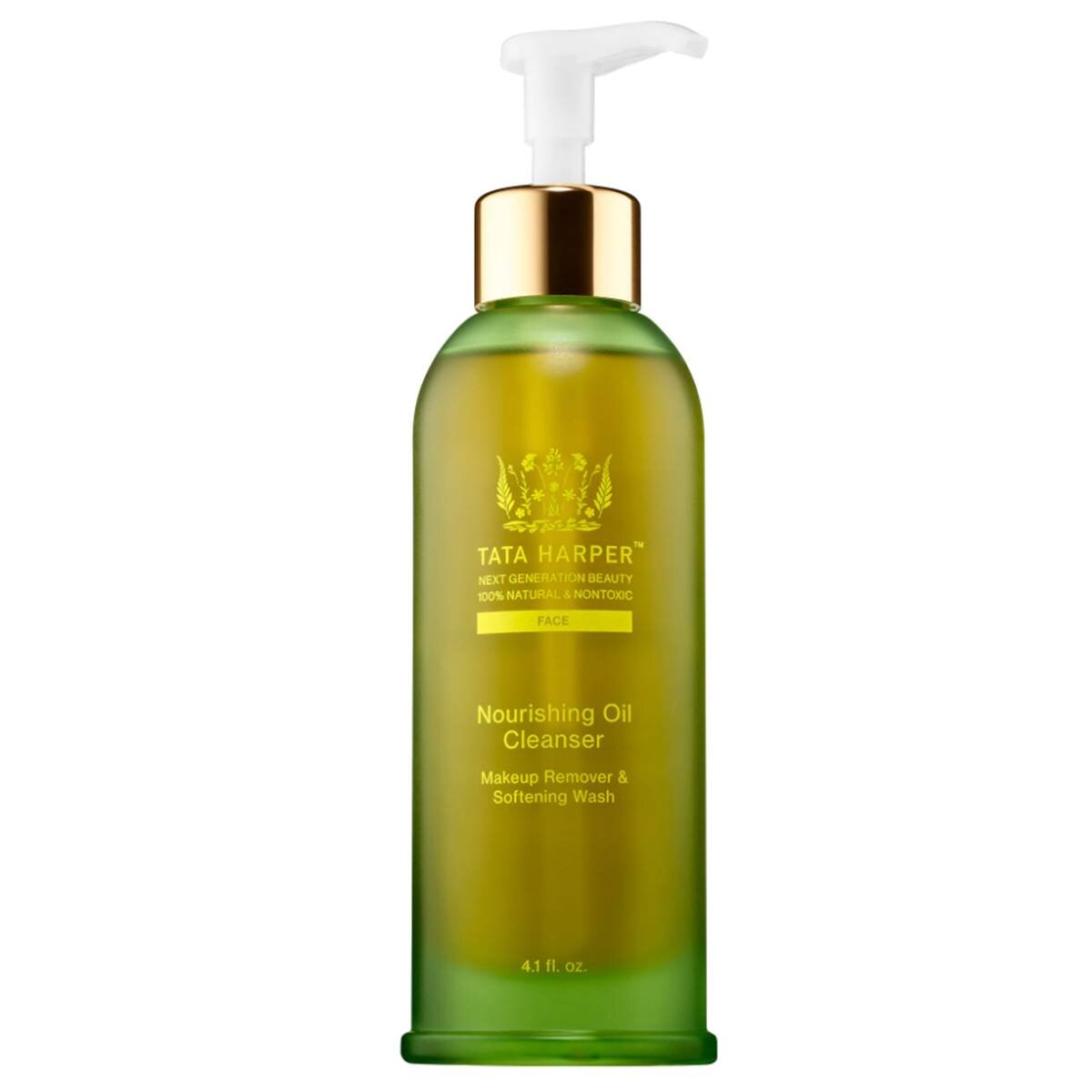 Tata Harper  Nourishing Makeup Removing Oil Cleanser ($82)
