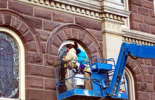 Historic Masonry Preservation