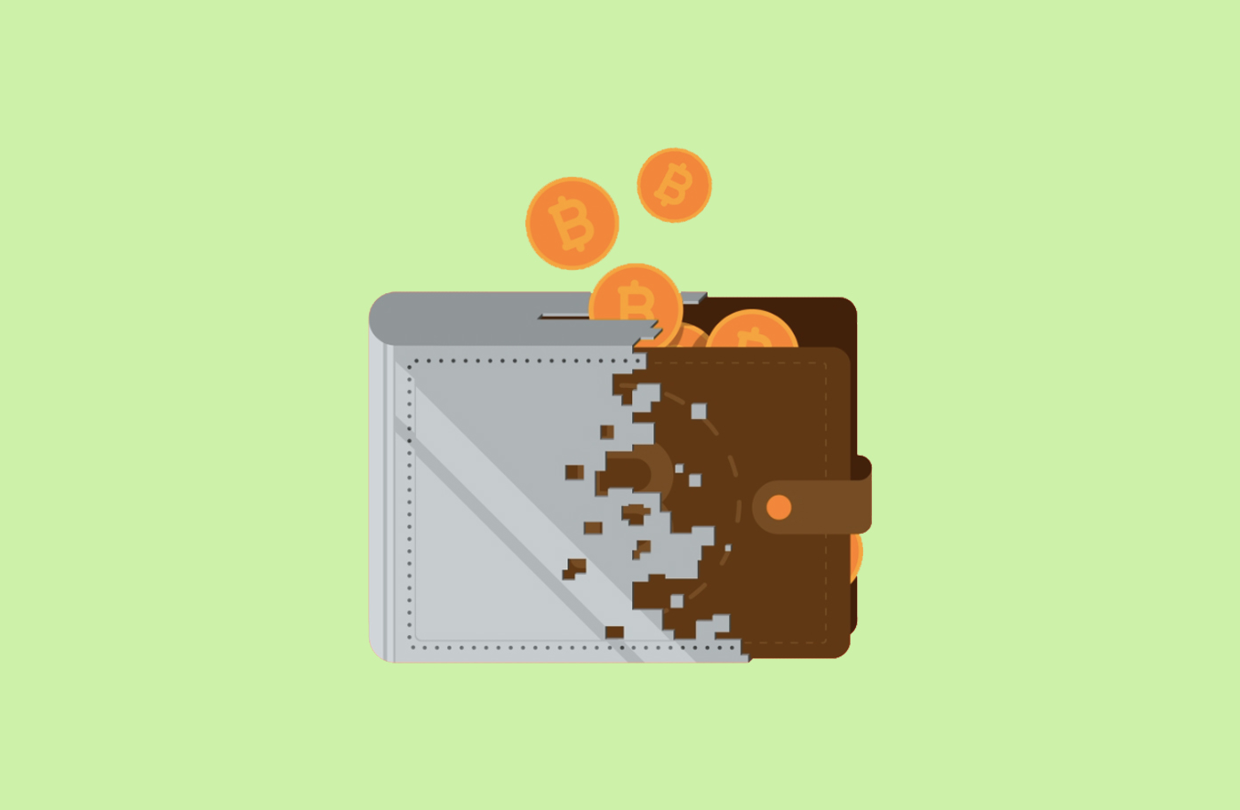 how to buy crypto with Bitcoin wallets
