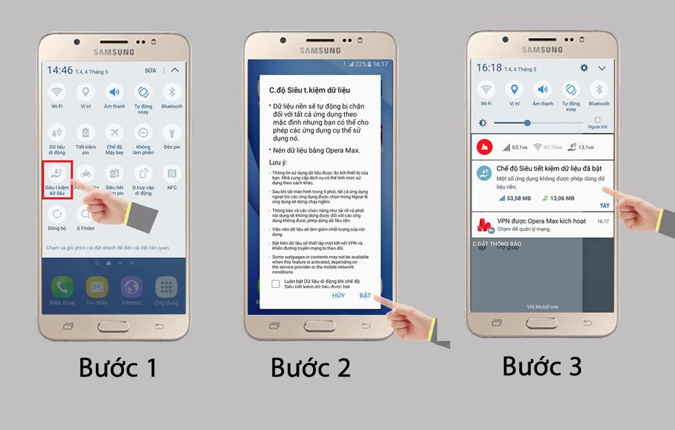 Tại sao Android nên dùng Opera Max? - 132042