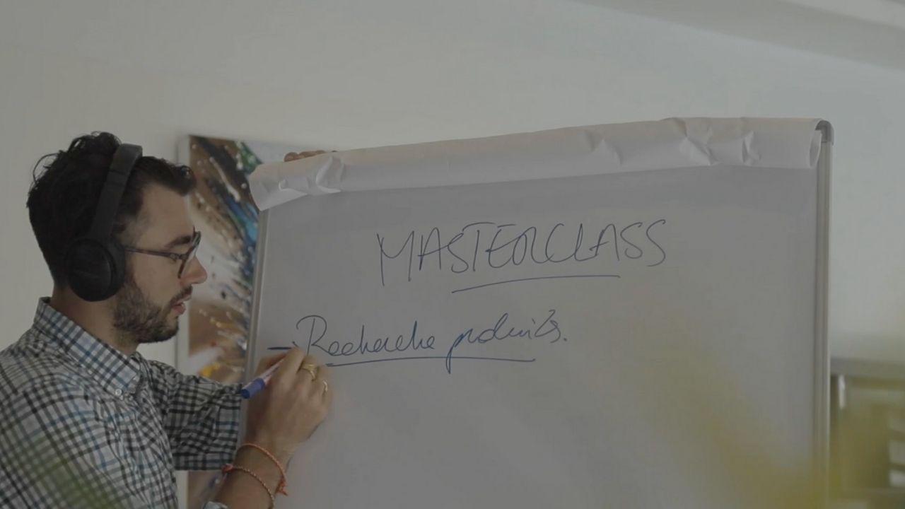 Masterclass e-commerce via Zoom