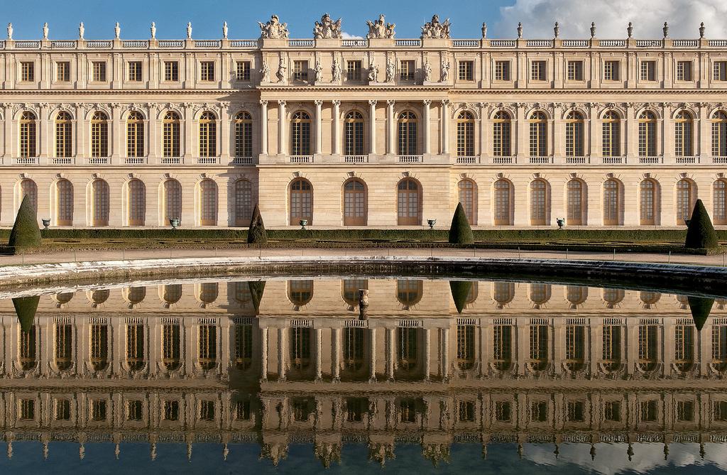 Версальский дворец, Париж