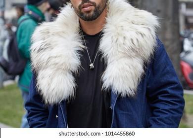 Fur Jacket Men HD Stock Images | Shutterstock