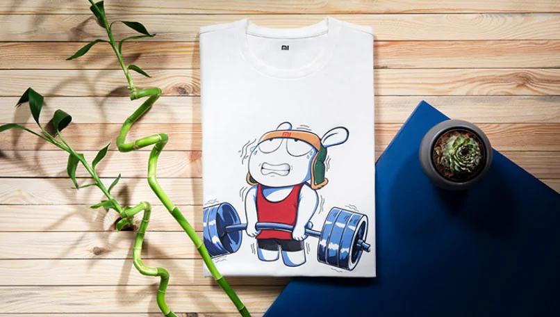 Xiaomi ra mắt áo phông làm từ nhựa, tặng kèm cả hạt giống cây trồng khi bán ra - Ảnh 1.
