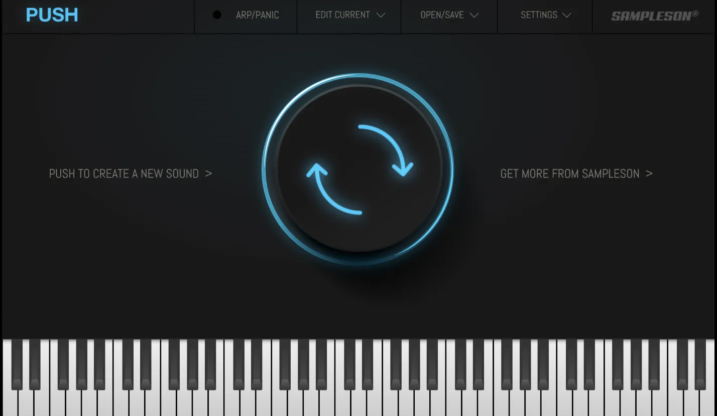 push free vst instrument