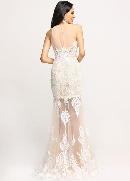 Back view of Style : 71676