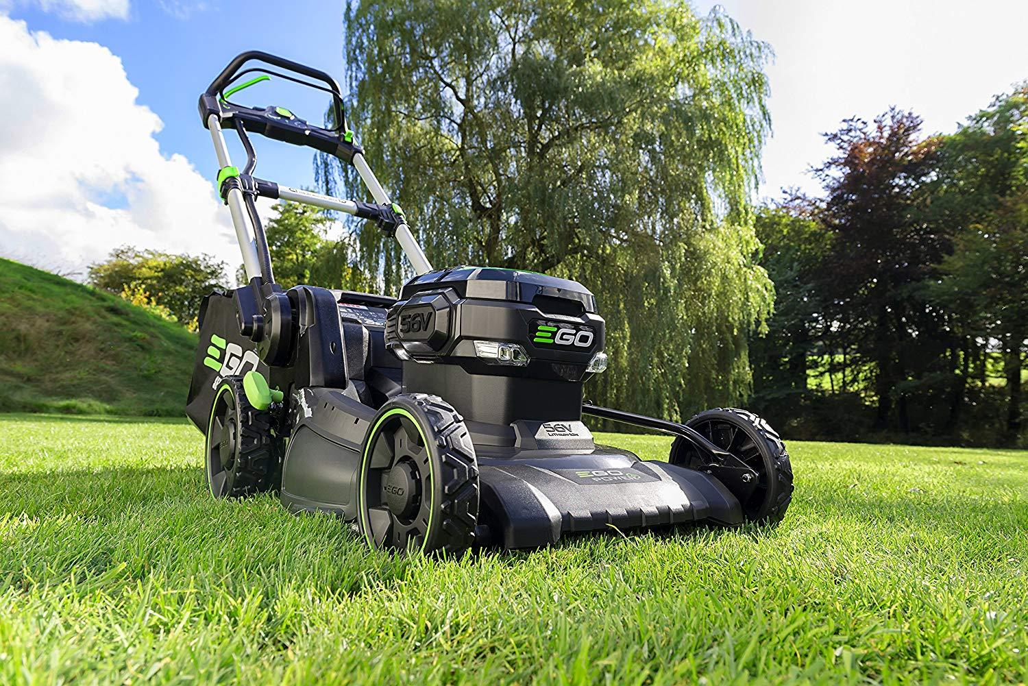 EGO Lawn Mower Review: An Excellent Battery Powered Alternative 2021