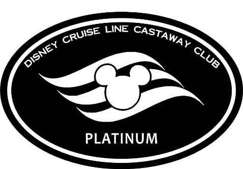 Image result for disney cruise line platinum magnet