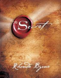 Recommended Book - The Secret by Rhonda Bryne - The Cover Art