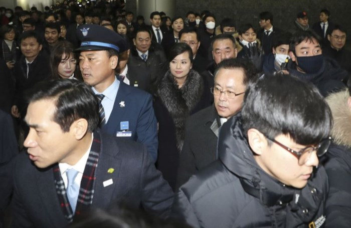Cận cảnh người yêu cũ xinh đẹp và quyền lực của Chủ tịch Kim Jong Un - Ảnh 8
