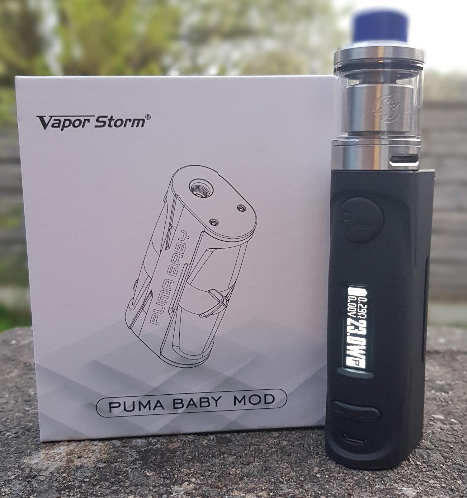 Vapor Storm Puma Baby Mod