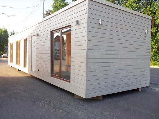 советы по выбору модульных домов