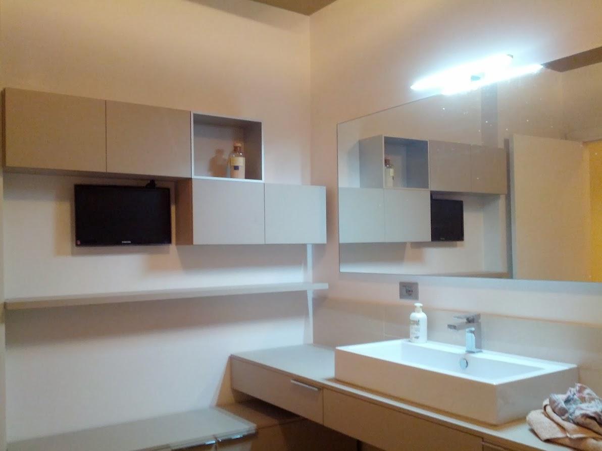 Forum arredamento u cambio la luce dello specchio bagno con