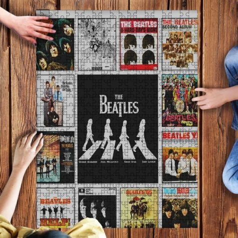 The-Beatles-Puzzle