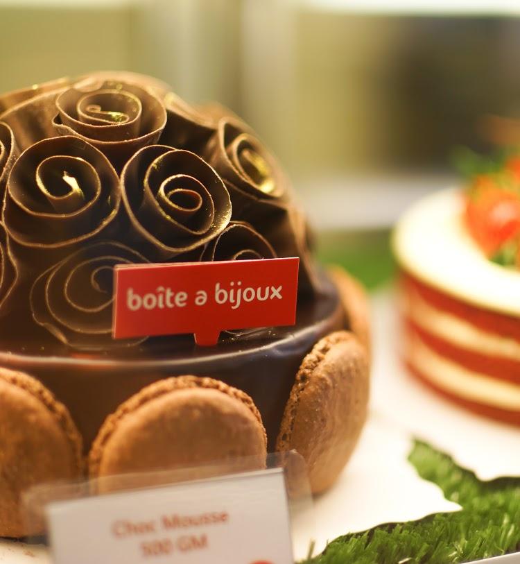 Bakery Shop in KL, Boite a Bijoux