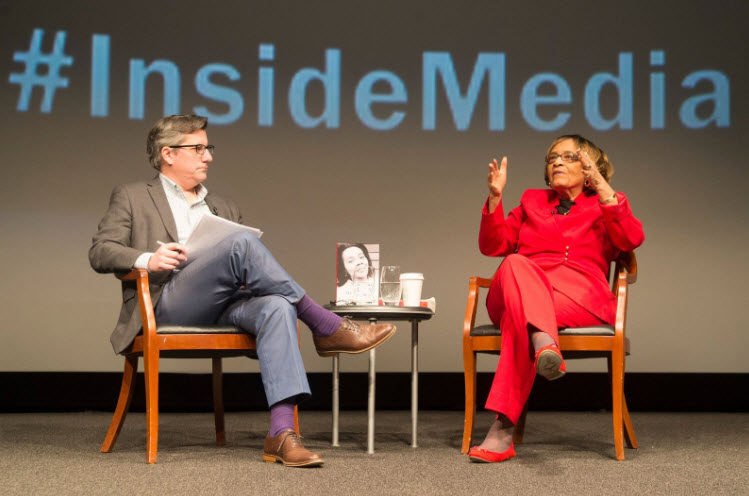 Rev. Dr. Barbara Reynolds on #insideMedia