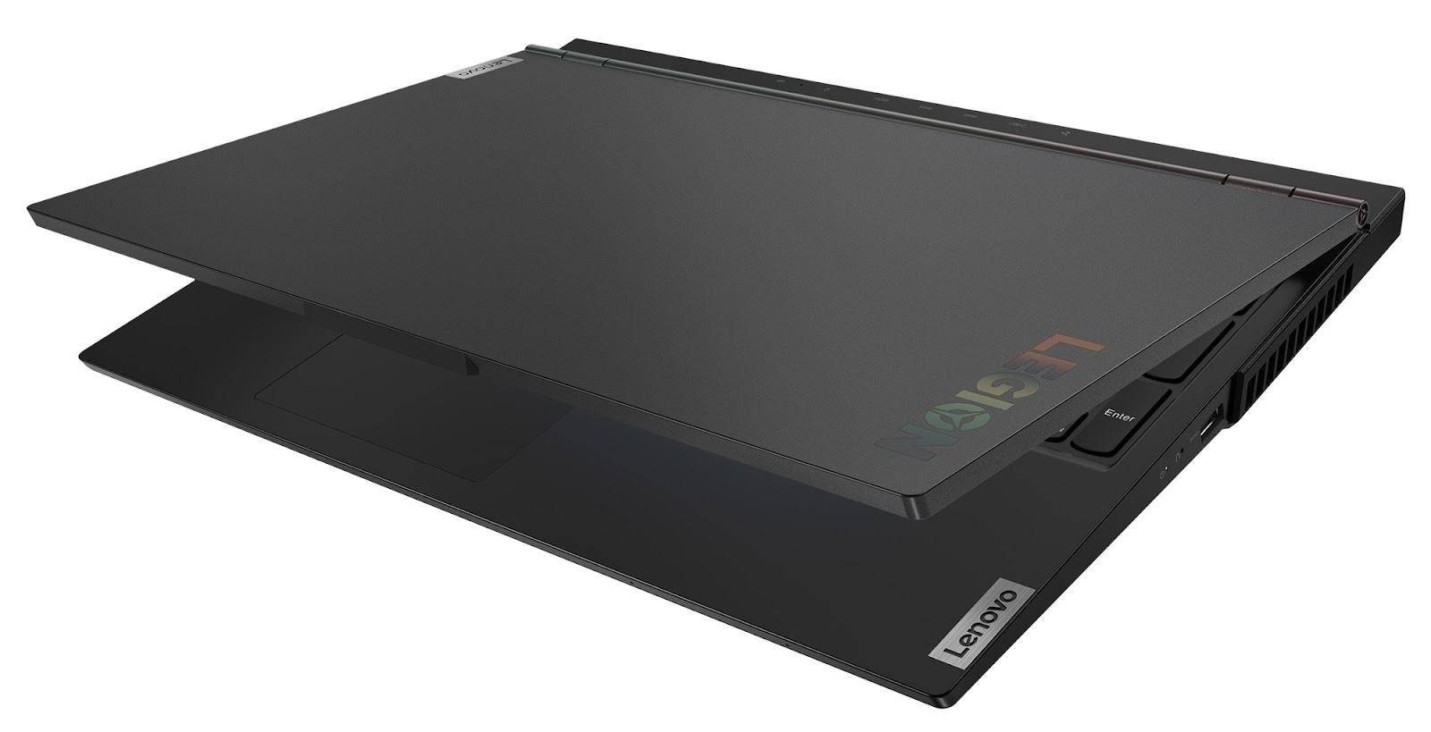 Фото 3. Ноутбук Lenovo Legion 5 15IMH05H Phantom Black (81Y600CYRE)