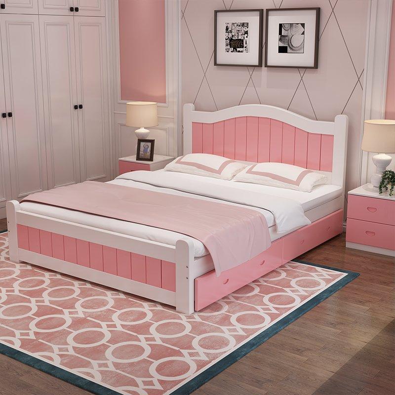 Mẫu giường ngủ cho bé phù hợp với độ tuổi trên 10 tuổi