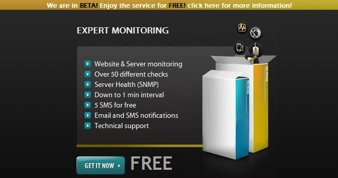 Monitor your Website Availability with Monitor Scout