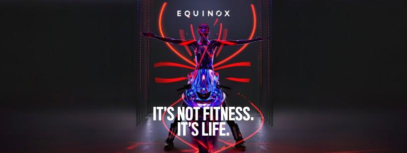 cool companies: equinox