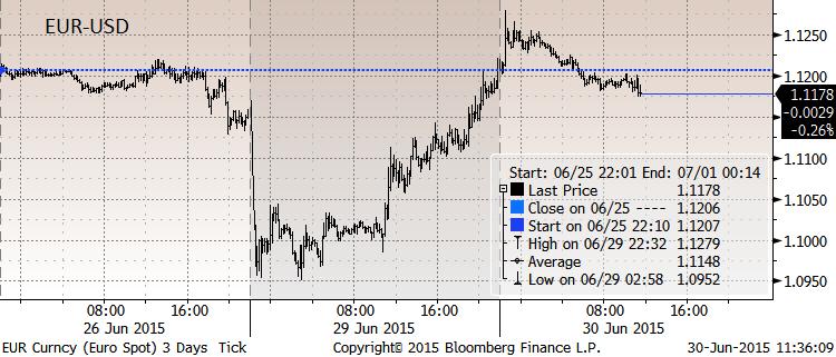Выпадение Греции из еврозоны, исходя из рациональных соображений, не должно привести к глобальному финансовому кризису