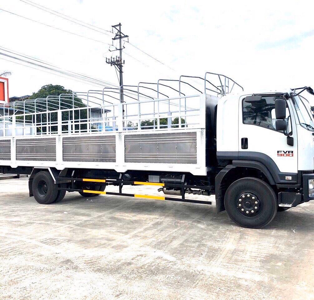 Lợi ích của việc thuê xe tải 8 tấn TP HCM