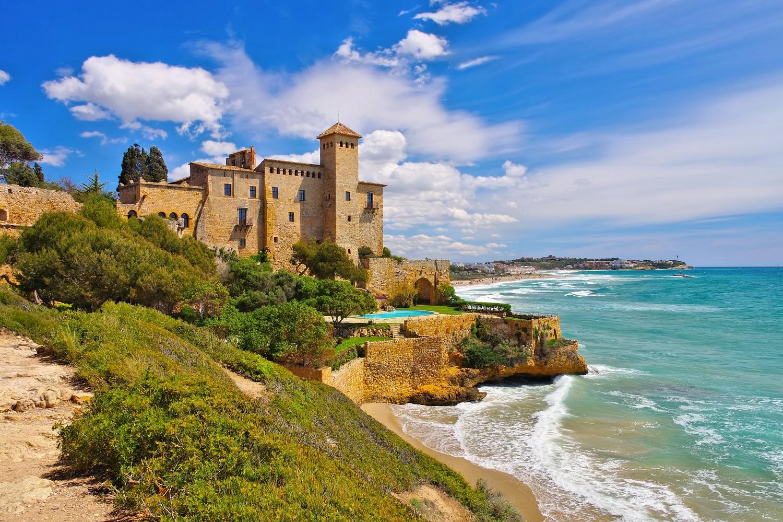 Castillo de Tamarit, Tarragona