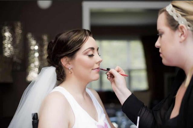 Halifax wedding makeup