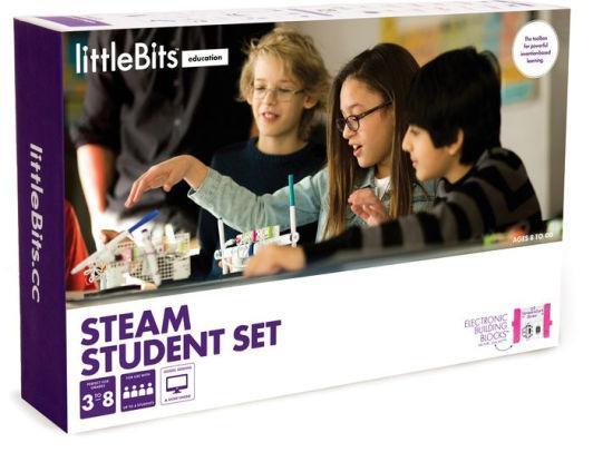 Image result for Little Bits Steam Student Set